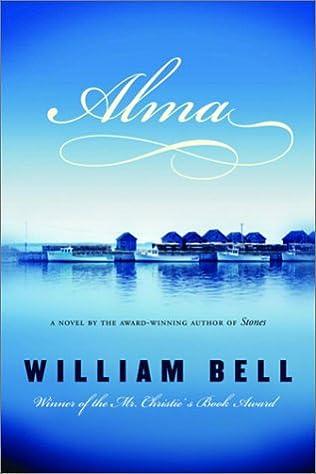 book cover of Alma