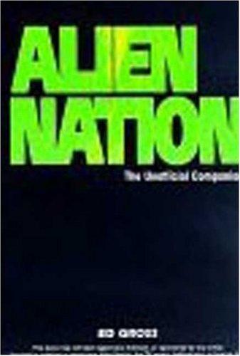 Alien Nation: The Unofficial Companion by Brand: Renaissance Books