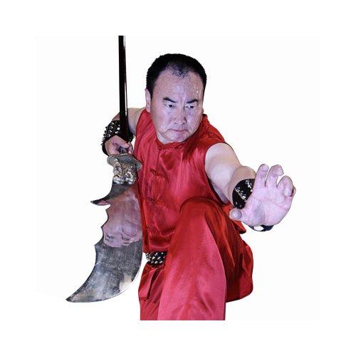 "Tiger Claw Dragon Head Kwandao - 86"""