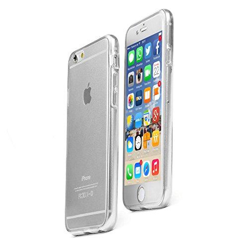 ArktisPro iPhone 6 6s Fullbody Case - Klar