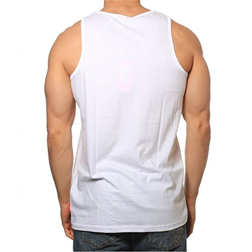 Camiseta sin mangas Santa Cruz: Vest Screaming Hand WH S