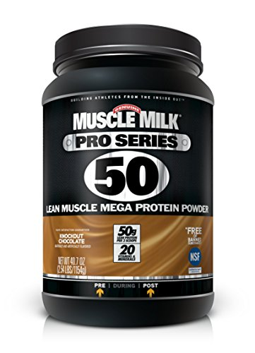 Muscle Milk Protein Knockout Chocolate product image