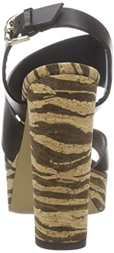Pollini Sandalias de tacón  Negro EU 40