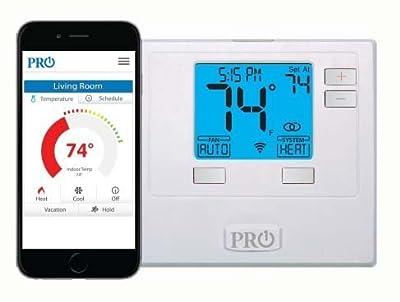 PRO1 IAQ T701i WIFI Thermostat by PRO1 IAQ