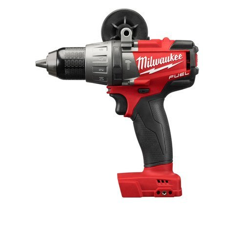 Milwaukee 2704-20 M18 FUEL 1/2'' Hammer Drill/Driver (Bare Tool)-Peak Torque = 1,200
