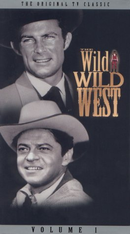 Wild, Wild West (Vol. 1: 'The Night of the Inferno') [VHS]