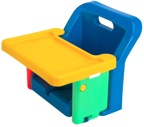 Amazon.com : Safety 1st Grow with Me Portable Booster Seat : Child ...