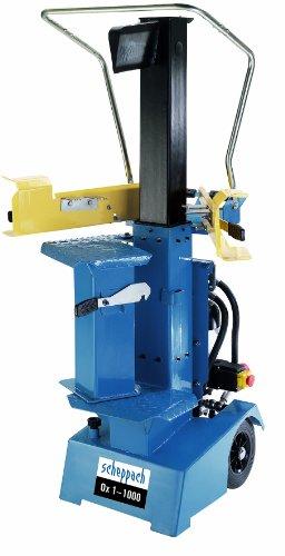Scheppach ox 1-1000 Hydraulikspalter stehend 400V 10 to