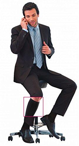 mediven-for-Men-Classic-20-30-mmHg-Calf-High-Compression-Stockings-Closed-Toe