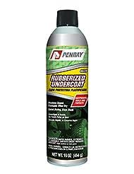 Penray 4424 Rubberized Undercoat - 16-Ounce Aerosol Can