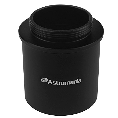 "Astromania C Mount To 1.25"" Video Camera Barrel Adapter Telescope Astrophotography from Astromania"