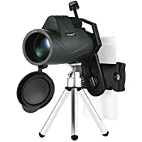 Deals on Uscamel UW056B 10X42 Single-tube Monocular Telescope