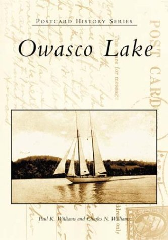 Download Owasco Lake (NY) (Postcard History) PDF