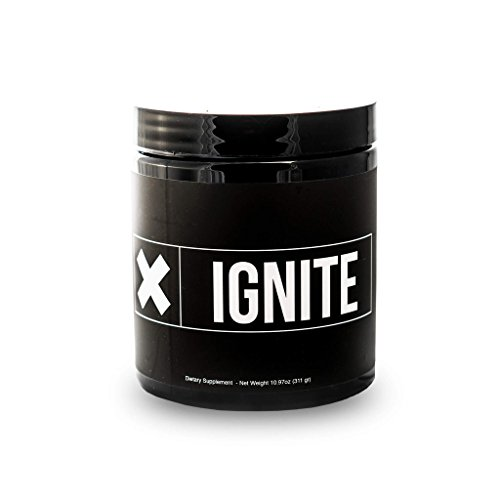 Xwerks Ignite - Pre-workout supplement - Green Apple 30 servings (Best Pre Workout For Endurance)