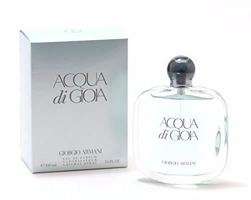 New ACQUA DI GIOIA by Giorgio Armani 3.4 Oz Eau De Parfum (EDP) Spray for Women Armani Air