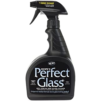 Hope's Perfect Glass Cleaner, 32-Ounce