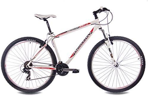 CHRISSON 29 pulgadas MTB Mountain Bike Bicicleta Remover 1.0 con ...