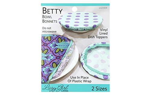Lazy Girl Design Betty Bowl Bonnets Pattern