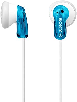 Sony MDR-E9LP/LC E In-ear Headphones, Blue