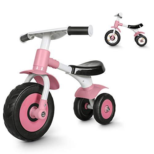 🥇 besrey Bicicleta sin Pedales 1 Año – 2 años