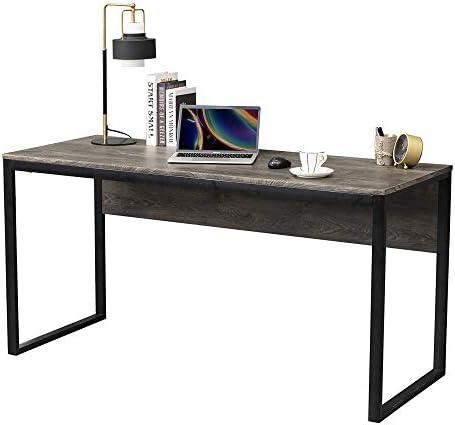 Best modern office desk: GOOD GRACIOUS Large Computer Desk