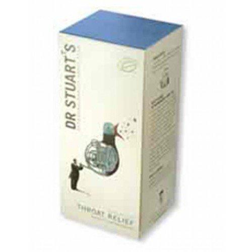 ((6 PACK) - Dr Stuarts - Throat Relief Herbal Tea | 15 Bag | 6 PACK BUNDLE)