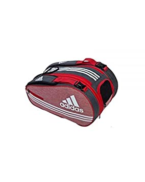 PADEL RACKET BAG ADIDAS SUPERNOVA 1.8 RED  Amazon.co.uk  Sports ... b341cf71b0eeb