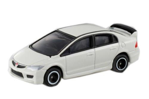 1/64 Honda シビック TYPE R(ホワイト/赤箱) 「トミカ No.54」