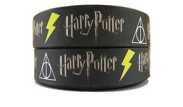 1 metro de Harry Potter negro Blanqueante Film Ribbon 1