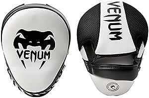 Venum Cellular 2.0 Punch Mitts, Black/White