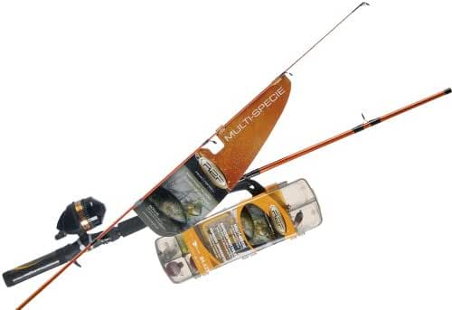 Ready 2 Fish All Species Spin Cast Combo with Tackle Kit