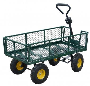 Jefferson JEF4211 carretilla de jardín carrito para quad carrito de hierba Niños
