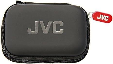 JVC HPCASE - Funda compacta para Auriculares, Color Negro: Amazon.es: Electrónica