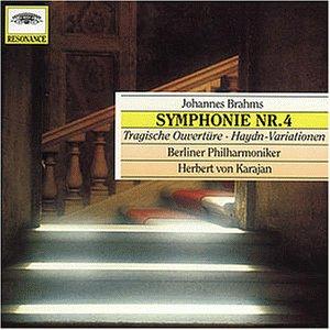 Sinfonie 4/Tragische Ouvert./+