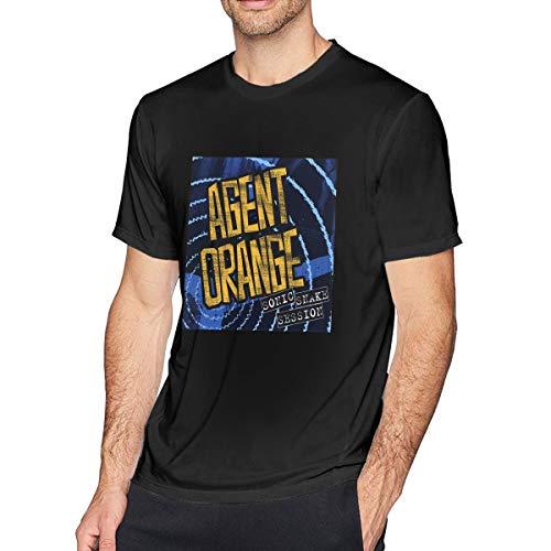 Younnerr Men's Sodom Agent Orange Printed T Shirts ()