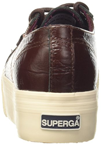 Donna Fglwembcocco 2790 Sneaker Bordeaux Superga tOBwqt