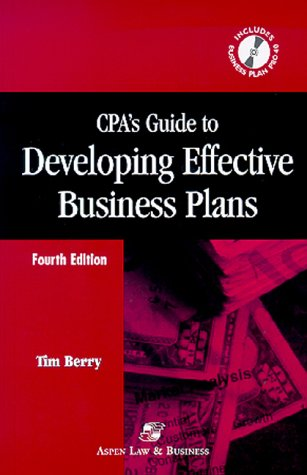 Cpa's Guide to Developing Effective Business Plans