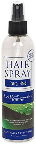 Mill Creek Hair Spray Extra Hold, 8 Fluid Ounce by Mill Cree