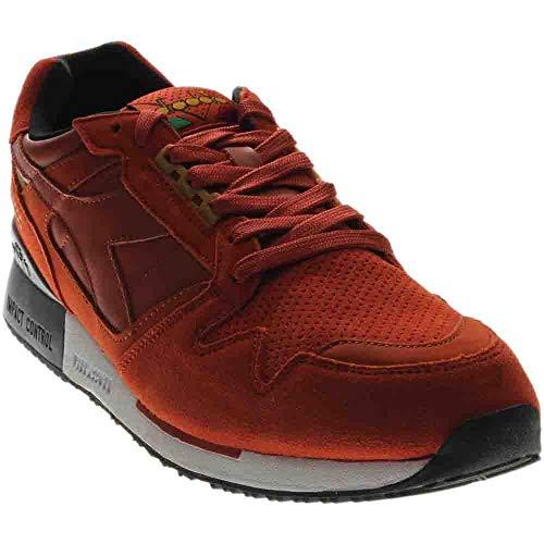 Diadora Unisex I.C. 4000 Premium Burnt Ochre Athletic Shoe (10.5 D(M) US Men)