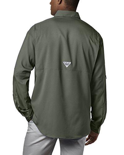 7576285f564 Columbia Men s Plus Tamiami II Long Sleeve Shirt