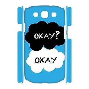 Case Of Okay Okay Customized Hard Case For Samsung Galaxy S3 I9300