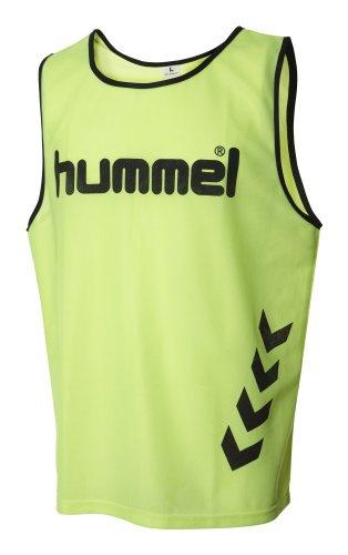Hummel Unisex Leibchen Fundamental Training Bib, neon yellow, XL, 05-002-5009
