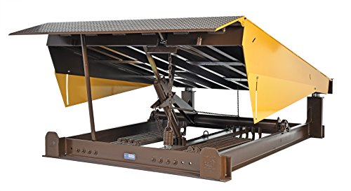 Vestil-RR-710-25-Pull-Chain-Mechanical-Dockleveler-25000-lb-Capacity-7-x-10-Brown