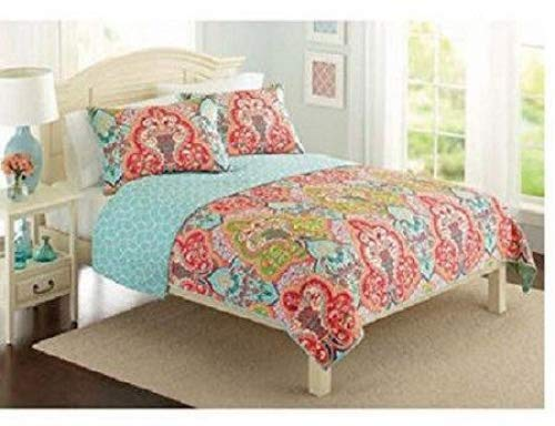 Better Homes and Gardens Quilt Collection, Jeweled Damask Size: King from Better Homes & Gardens