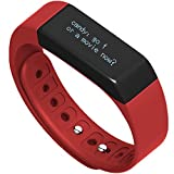 Toprime Fitness Tracker, Waterproof Activity Sport Tracker Smart Watch...