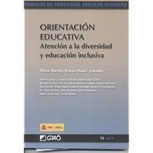Orientación Educativa: Atención diversidad y educación ...
