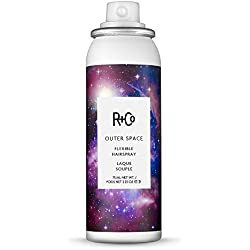 R+Co Outer Space Travel Size Flexible Hairspray, 2.25 oz.