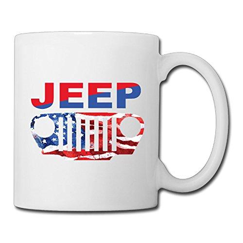 Jeep Enabling Freedom 1941 Coffee Mug Water Cup Drinking Cup Beer Mug Milk Cup Tea Cup Restaurant Cups Ceramic Mug Morning Cup White