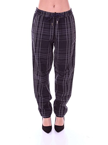 Grigio Pantalone E Blu Wwpan1177li01 Woolrich Donna qXwUzWW5