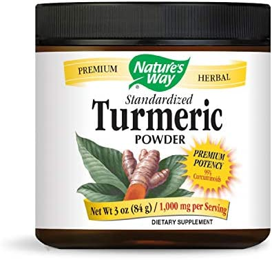 Natures Way Standardized Certification Vegetarian product image